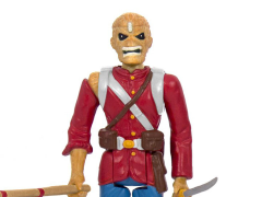 Iron Maiden ReAction Eddie (The Trooper) Figure (2nd Production Run)