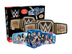 WWE Belt and Superstars 600-Piece Puzzle