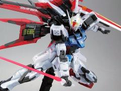 Gundam MG 1/100 Aile Strike Gundam Ver.RM [Clear Color] (Gundam Base Limited) Exclusive Model Kit