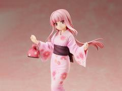Puella Magi Madoka Magica Iroha Tamaki (Yukata Ver.) 1/8 Scale Figure