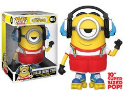 "Pop! Movies: Minions 2 - 10"" Roller Skating Stuart"