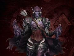 World of Warcraft D-Stage DS-042 Sylvanas Statue