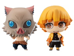Demon Slayer: Kimetsu no Yaiba Chimi-Mega Buddy! Zenitsu & Inosuke Two-Pack