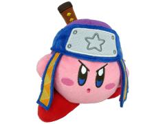 "Kirby Ninja 5"" Plush"