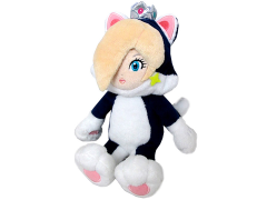 "Super Mario Cat Rosalina 9"" Plush"