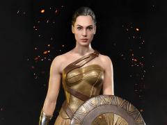 Wonder Woman Museum Masterline Wonder Woman (Training Costume) 1/3 Scale Statue