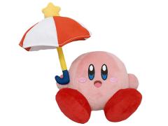 """Kirby Parasol 5"""" Plush"""