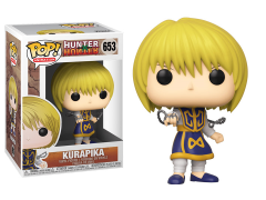 Pop! Animation: Hunter x Hunter - Kurapika