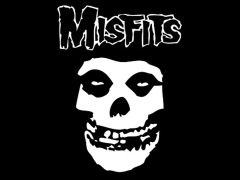 Misfits The Fiend (Black) Super Bucket
