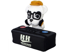 "Animal Crossing DJ K.K Slider 6"" Plush"