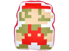 Super Mario Mario 8-Bit Pillow