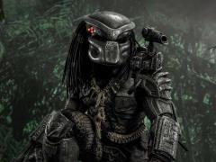 Predator Premium Masterline Big Game Cover Art Predator 1/4 Scale Statue