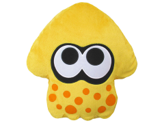 Splatoon Orange Inkling Squid Pillow
