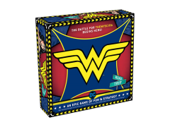 DC Comics Wonder Woman Road Trip Game