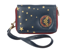 Wonder Woman Removable Stick-On Phone Wallet