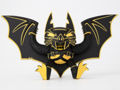 DC Artists Alley Batman (Lava Flow Colorway) Limited Edition Figure (Joe Ledbetter)