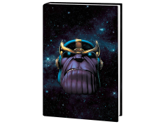 Marvel Thanos Infinity Saga Omnibus