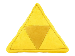 The Legend of Zelda Triforce Pillow