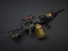 Elite Combat Unit Gear Part I Ranger Firearm Pack A (06022D) 1/6 Scale Weapon Set
