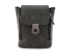 Star Wars Black Metal Closure Convertible Backpack