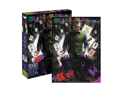 DC Comics The Joker Heath Ledger 1000-Piece Puzzle