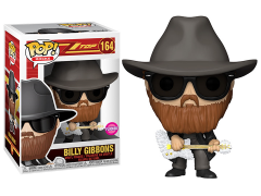 Pop! Rocks: ZZ Top - Billy Gibbons