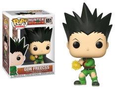 Pop! Animation: Hunter x Hunter - Gon Freecs