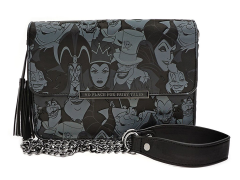 Disney Villains Tassel Crossbody Bag