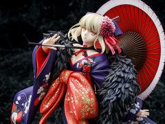 Fate/Stay Night Saber Alter (Kimono Ver.) 1/7 Scale figure