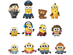 Minions 2 Mystery Minis Box of 12 Figures