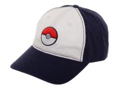 Pokemon Pokeball Dad Hat