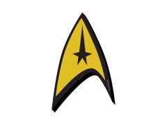 Star Trek Logo Funky Chunky Magnet