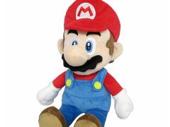 """Super Mario Mario 10"""" Plush"""
