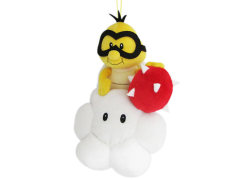 "Super Mario Lakitu 9"" Plush"