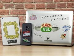 Friends Gadget Decals Four-Pack