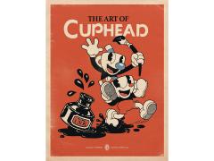 Art of Cuphead Hardcover Book