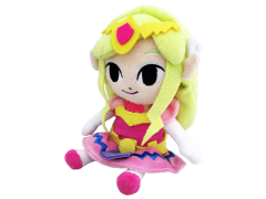 "The Legend of Zelda Princess Zelda 8"" Plush"