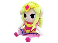 "The Legend of Zelda Princess Zelda 8"" Plush"