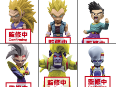 Dragon Ball GT World Collectable Figure Vol.3 Box of 6 Figures