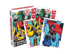 Transformers: Robots In Disguise Playing Cards