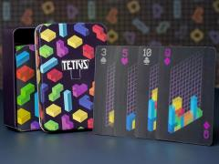 Tetris Playing Cards