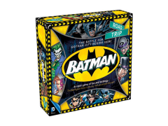 DC Comics Batman Road Trip Game