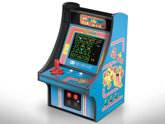 Ms. Pac-Man Collectible Retro Micro Player