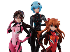 Evangelion Gasha Portraits (Theatrical Ver.) Exclusive Box Set