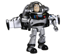 Transformers Disney Label Buzz Lightyear Spaceship (Cosmic Black Ver.)