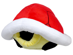 Super Mario Red Koopa Shell Pillow
