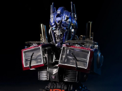 Transformers: Dark of the Moon Optimus Prime Bust (Final Battle Ver.)