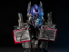 Transformers: Dark of the Moon Bust Optimus Prime Bust