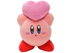 "Kirby Heart 5"" Plush"