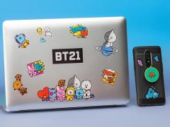 BT21 Gadget Decals